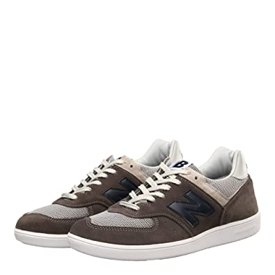 pretty nice 8f170 500fa New Balance CT576 Trainers - Grey: Amazon.co.uk: Shoes & Bags