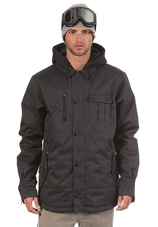 L1 Outerwear Rambler Chaquetas Snowboard, Hombre, Negro, L: Amazon.es: Deportes y aire libre
