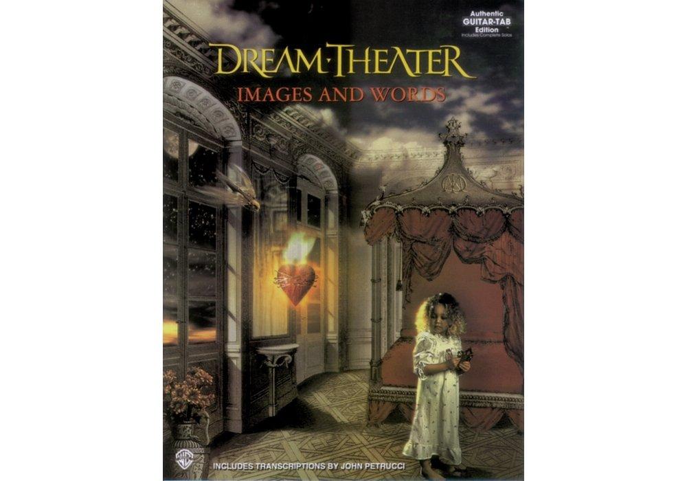 Dream Theater Tab Book