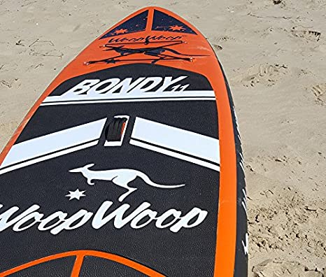 Tabla Paddle Surf Hinchable Outlet Bondy 11 SUPB12out: Amazon.es: Deportes y aire libre