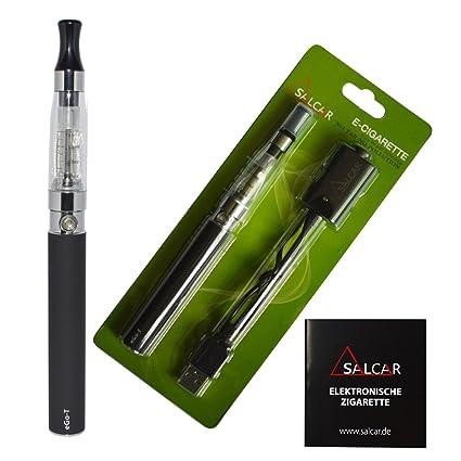 Salcar® Kit de iniciación de Cigarrillo Electrónico eGo-T CE4, Vaporizador de 1