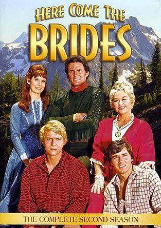 Amazon Here Come The Brides Season 2 Robert Brown Mark