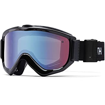 85e361ef4cc Smith Knowledge T.Fan ski Goggle-Black  Amazon.co.uk  Sports   Outdoors