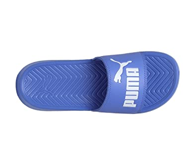 259c4b67ef7ca Puma Women s Popcat Blue Flip-Flops-8 UK India (42 EU) (36026519 ...
