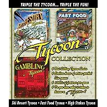 Tycoon 3 Pack Ski Resort Fast Food and Gambling Tycoon