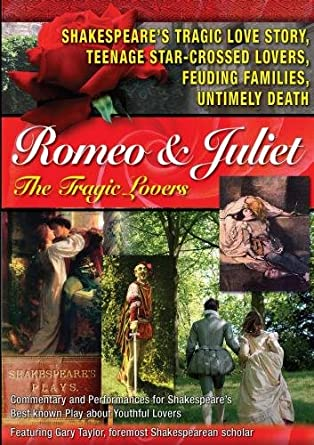 Amazon com: Romeo & Juliet: The Tragic Lovers: Gary Taylor