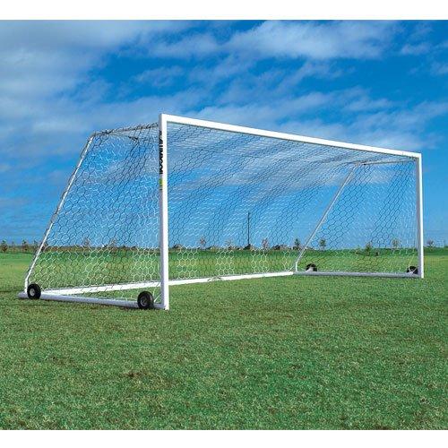 Hexagonal Net Soccer (Alumagoal Manchester Match Goal Sold Per PAIR)