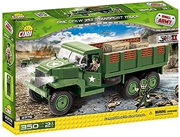 Amerikanischer LKW COBI 2378 GMC CCKW 353 Transport Truck Baukästen & Konstruktion