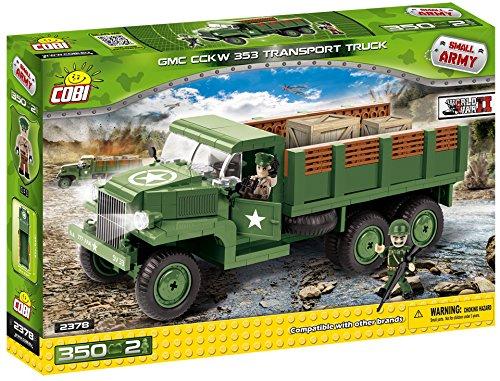 COBI Small Army GMC CCKW 353 Transport (Gmc Military Trucks)