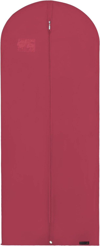 HANGERWORLD 3 Atmungsaktive Kleiders/äcke 152cm Beige Kleiderschutzh/ülle