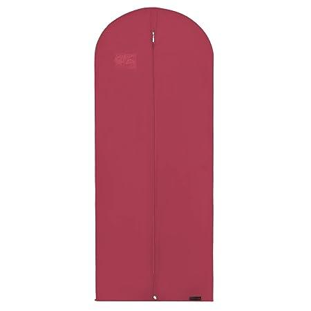Hangerworld Porta Traje 137cm Funda Transpirable Anti-Polilla Anti-Polvo Azul Marino con Cremallera