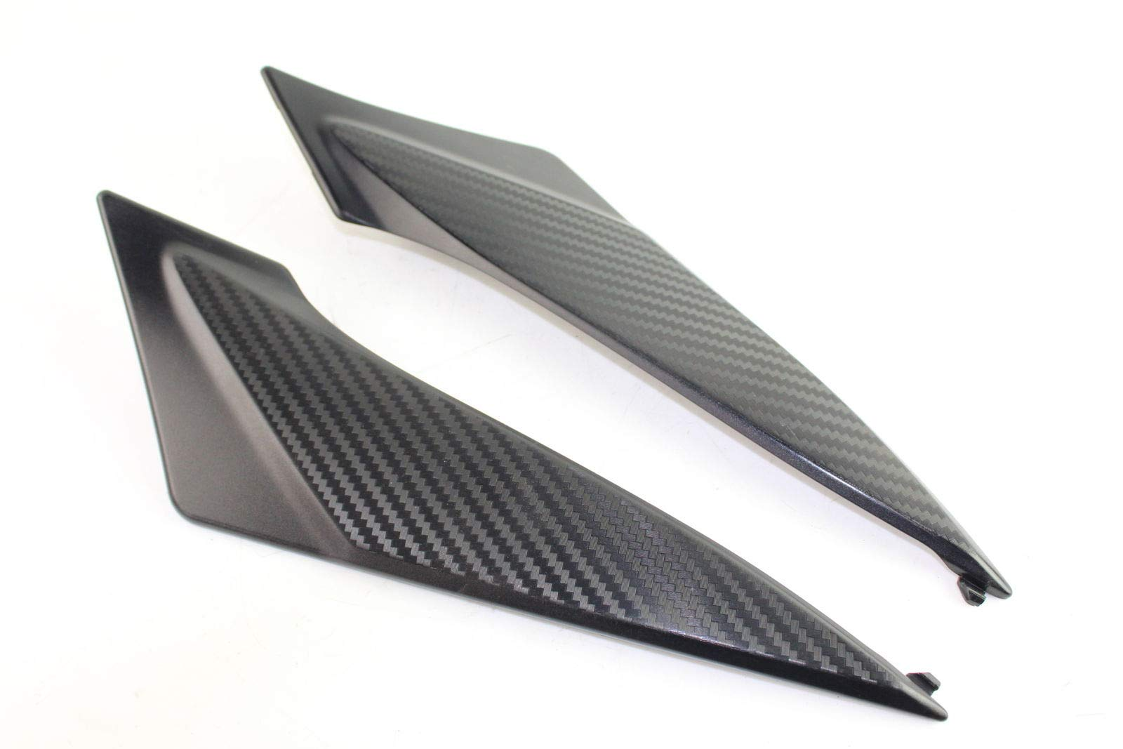 For 2011-2015 Suzuki GSXR600 GSXR750 GSXR 600 750 K11 Gas Tank Side Faring Panels Cover Black Left & Right Fairing Parts