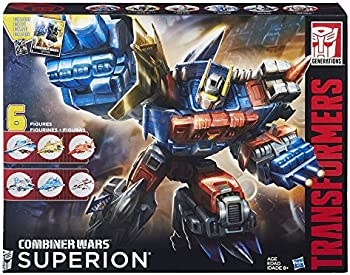 Transformers Generations Combiner Wars Pack