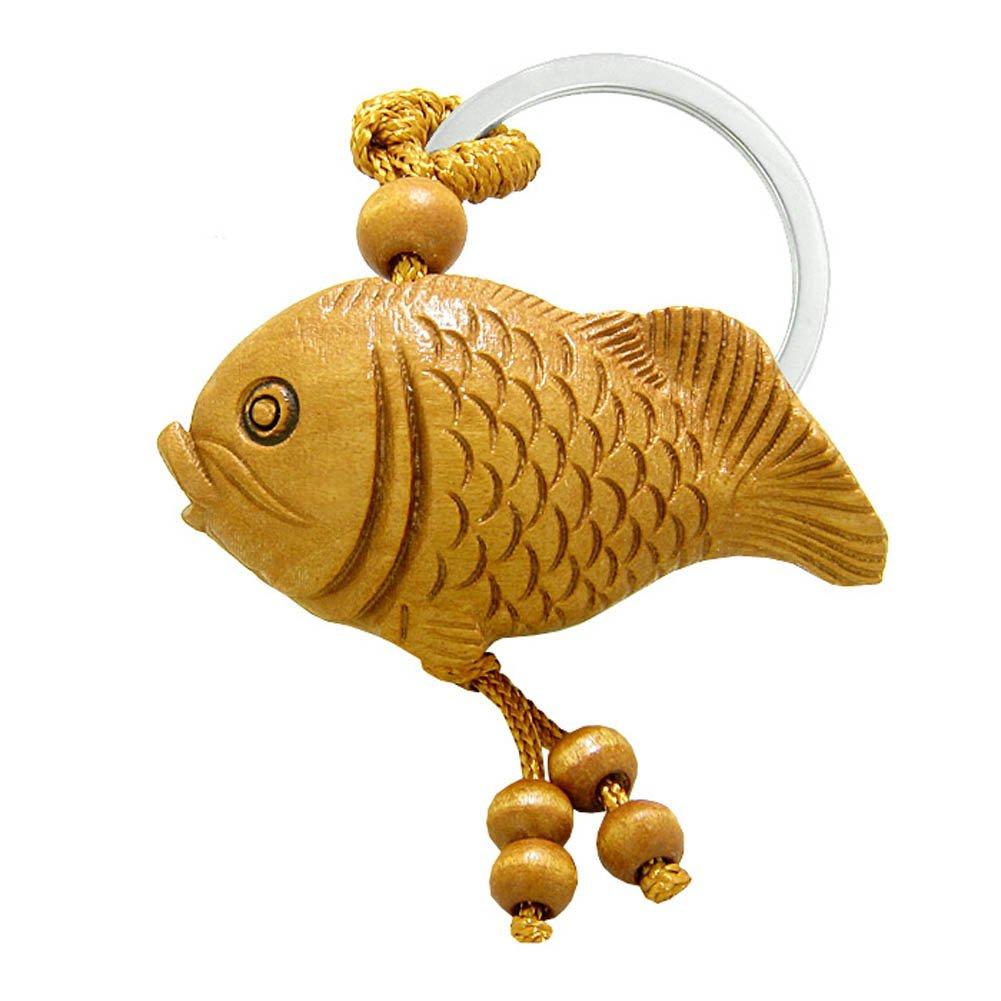Amazon.com: Amuleto mágico de la fortuna peces encanto de ...
