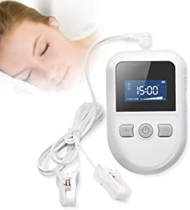 Sleep Aid Machine for Insomnia, Anxiety Depression Headache Reliever, Rechargeable Sleep Support Machine for Fast Asleep