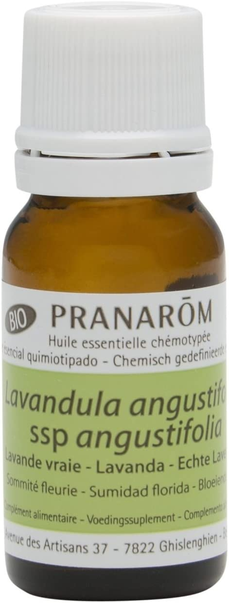 Lavanda Aceite Esencial Bio 10 ml de Pranarom: Amazon.es: Salud y ...
