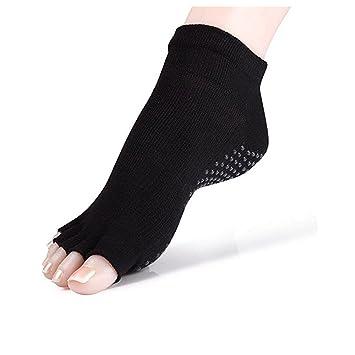 Aszhdfihas Calcetines de Yoga Calcetines de Dedos ...