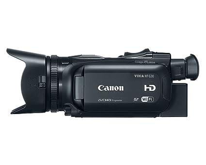 Canon VIXIA HF G30 Camcorder Vista