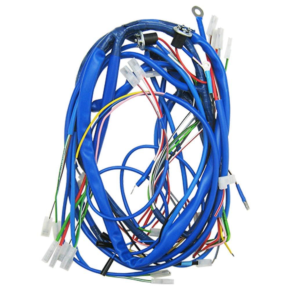 amazon.com: c9nn14a103b front wiring harness ford 2600, 3600, 4600su, 231,  335, 531, 445: industrial & scientific  amazon.com