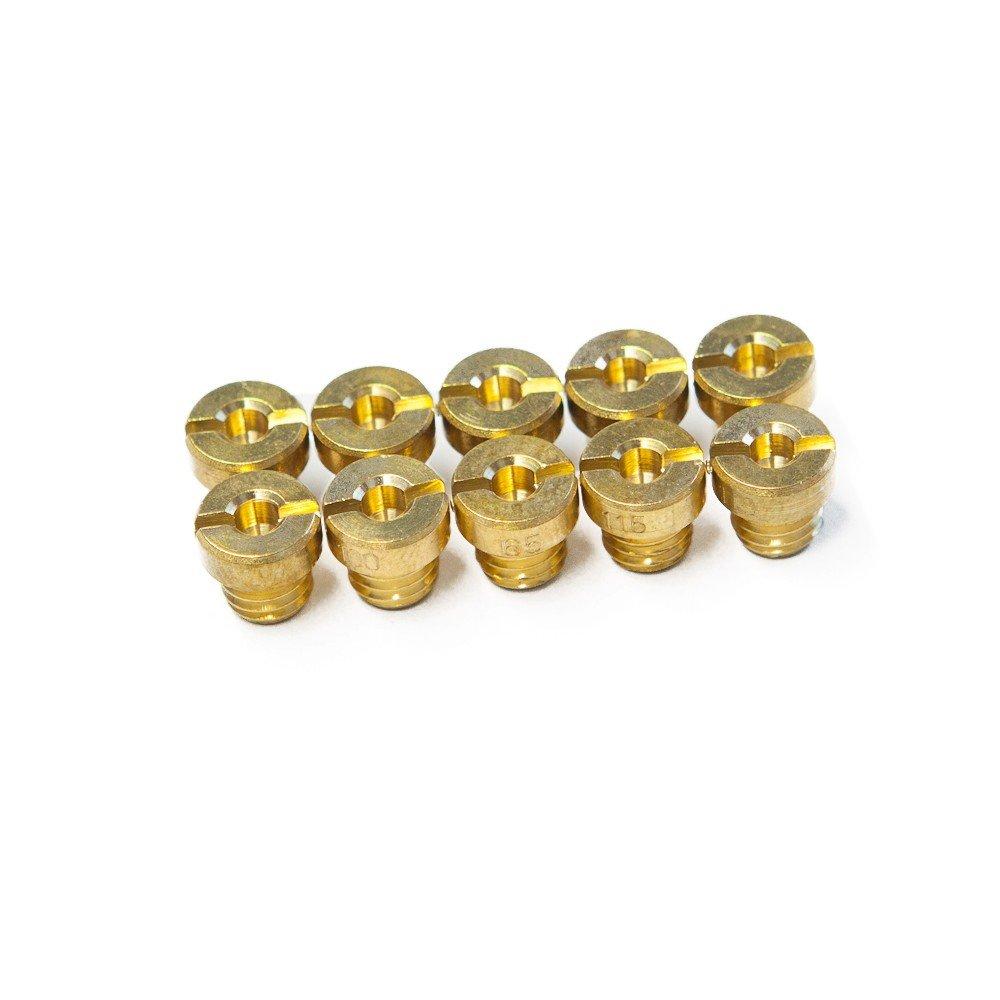 set 3 /115/ /Taglia 90/ principale ugelli Set maxtuned per carburatore DELLORTO M6/