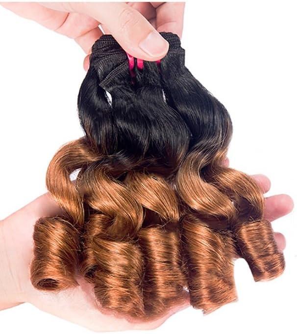 Limin Realmente la cortina de pelo se encrespa el pelo liso ...