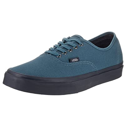 Vans Unisex Authentic (C&D) Blue Ashes/Parisian Skate Shoe 5.5 Men US/7 Women US | Fashion Sneakers