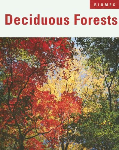 Download Deciduous Forests (Biomes) pdf