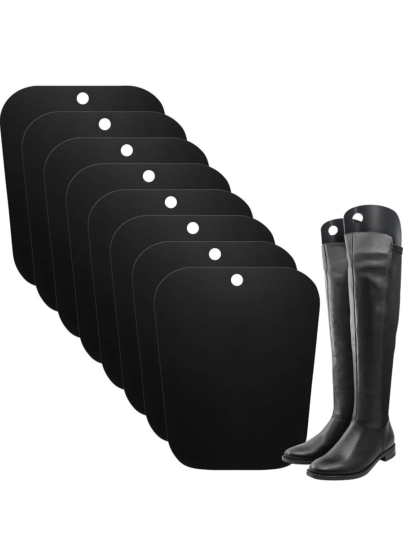 Bememo Hormas de Botas Soporte de Bota Alta Insertos de Formas de Botas para Mujeres y Hombres (8 Piezas, 10 Pulgadas): Amazon.es: Zapatos y complementos