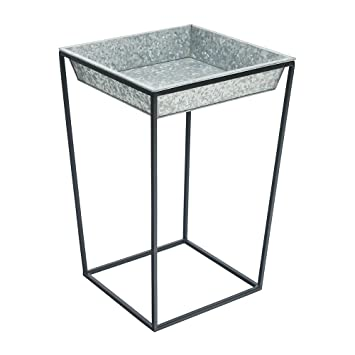 Amazon Com Achla Designs Arne Plant Stand 22 H With Shallow