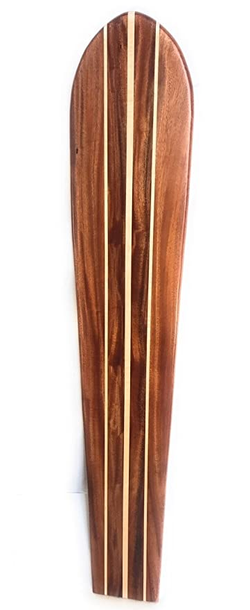 "KOA tabla de surf doble Stringer 60 ""x 12"" hawaiano Vintage ..."