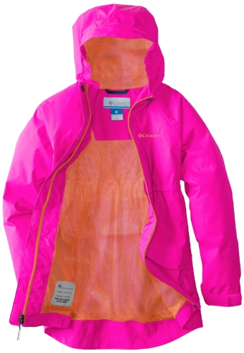 Columbia Girls 7-16 Adventure Seeker Long Jacket