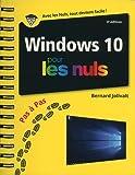 Windows 10 pour les Nuls Pas à Pas, 3e édition