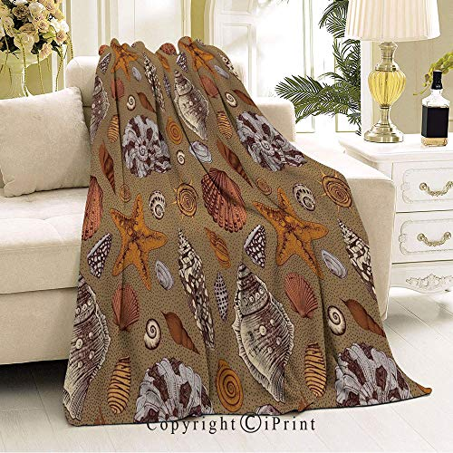 RWNFA Boy and Girl Blanket,Will not Fade,Suitable for Bedroom,36