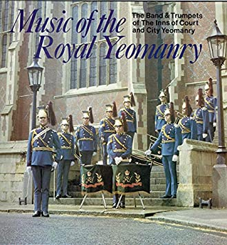 Band Of Royal Yeomanry (Inns Of Court And City Yeomanry) - Music Of ... b6a44f910ae