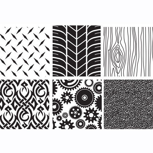 Autumn Design - Autumn Carpenter Designs Impression Mat Set - Men's Designs