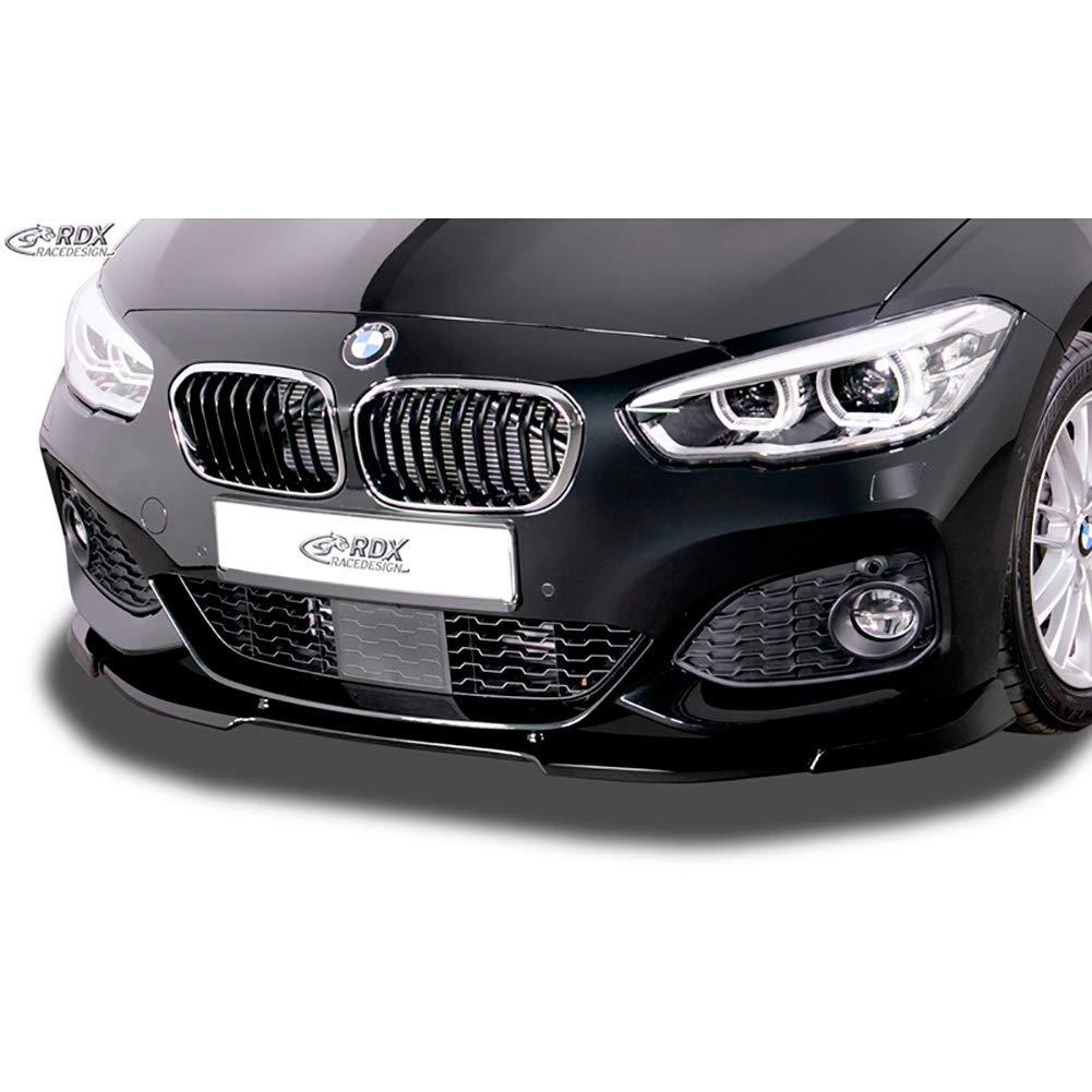 RDX Front Spoiler VARIO-X 1-series F20//F21 M-Sport /& M140 2015 Front Lip Splitter