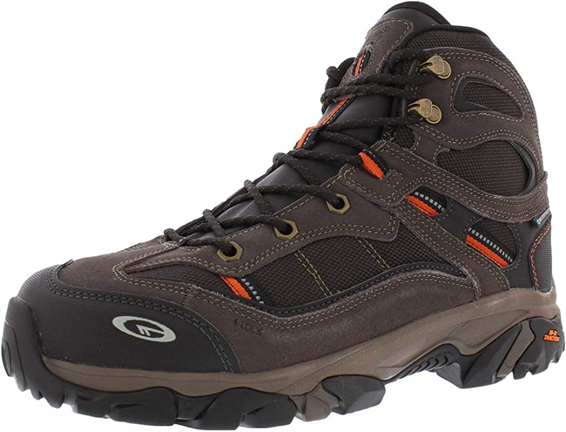 HI-TEC Men s Explorer Mid I WP Steel Toe