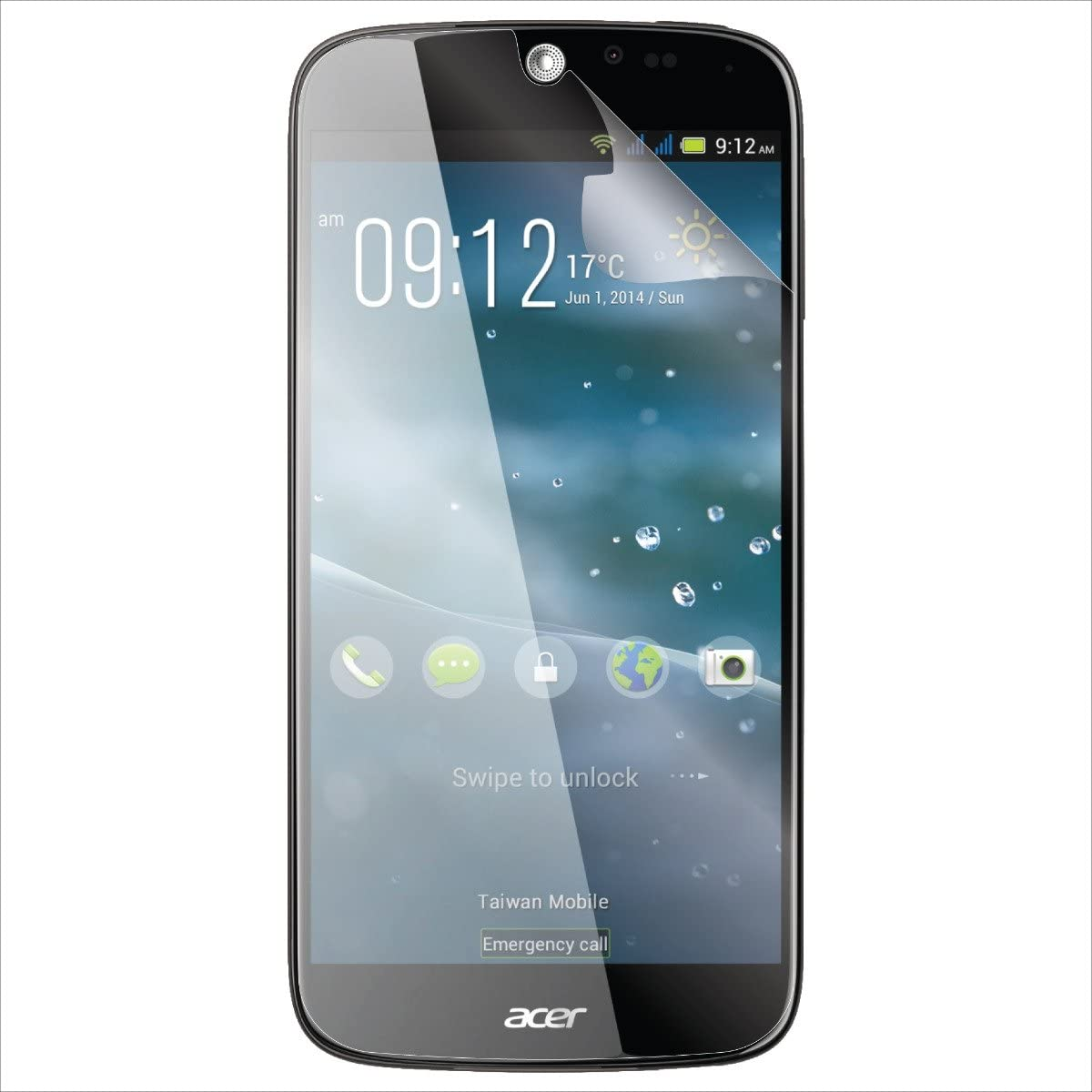 (2-Pack) S Shields Screen Protector for Acer Liquid Jade Z (Ultra Clear)