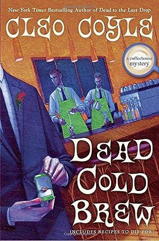 book cover of Dead Cold Brew