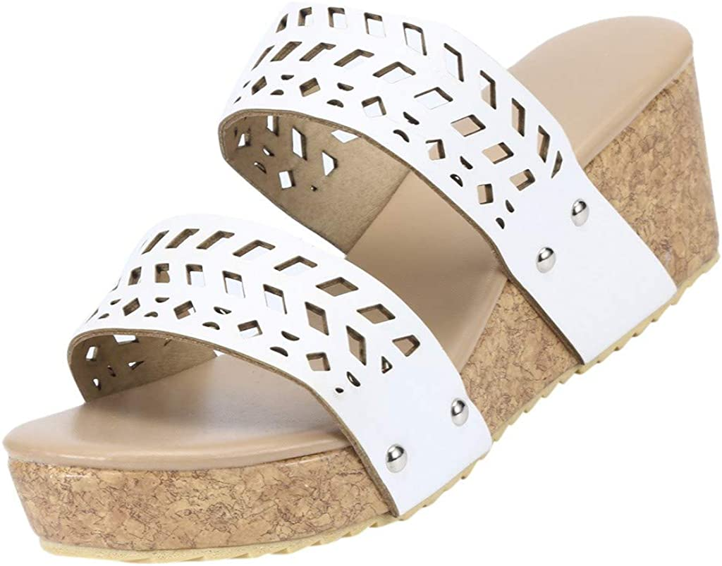 Aribelly Women'S Flatform Universal Sandal