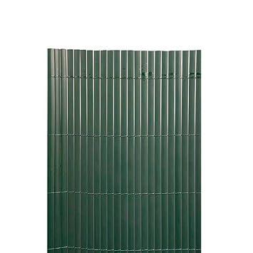arella singola canniccio pvc 150x300cm plastica verde recinzioni ... - Recinzioni Da Giardino In Pvc