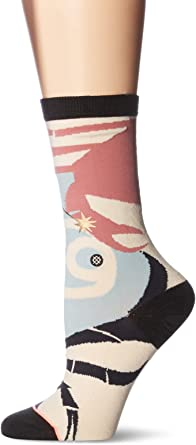 Stance Aquarius Crew Socks in Multi
