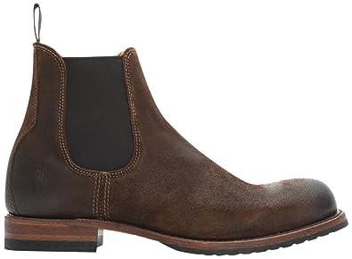 472a04a22d9 FRYE Men's Logan Chelsea Boot - 87898-Dbn