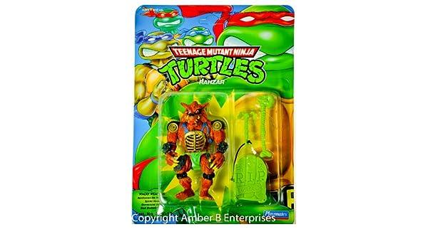 1991 Rahzar - Tortugas Ninja: Amazon.es: Juguetes y juegos
