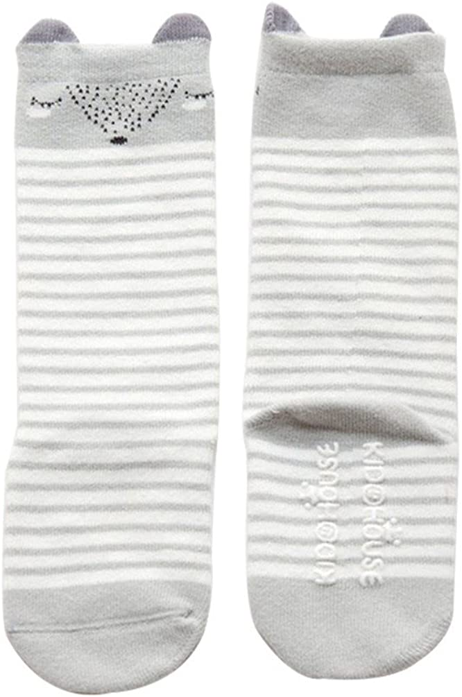 Baby Boy Girl Cartoon Animal Design Cotton Knee High Socks Kids Warmer Stockings