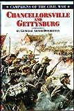 Chancellorsville and Gettysburg, Abner Doubleday, 068121631X