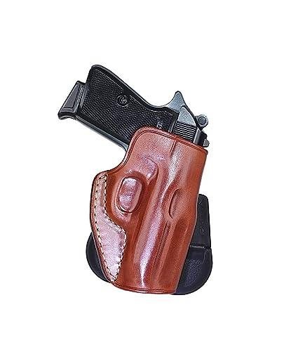 Inside Waistband IWB Concealed Retention Gun Holster for