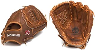 "product image for Nokona Walnut WB-1300 Fielding Glove (13"") - RHT - WB-1300-RHT"