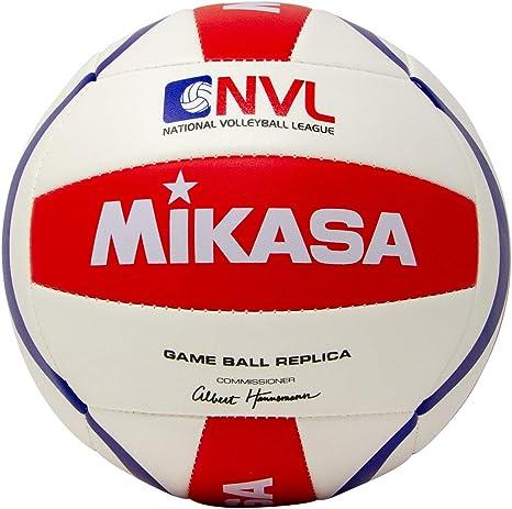 Mikasa D38 NVL réplica Juego Voleibol: Amazon.es: Deportes y aire ...
