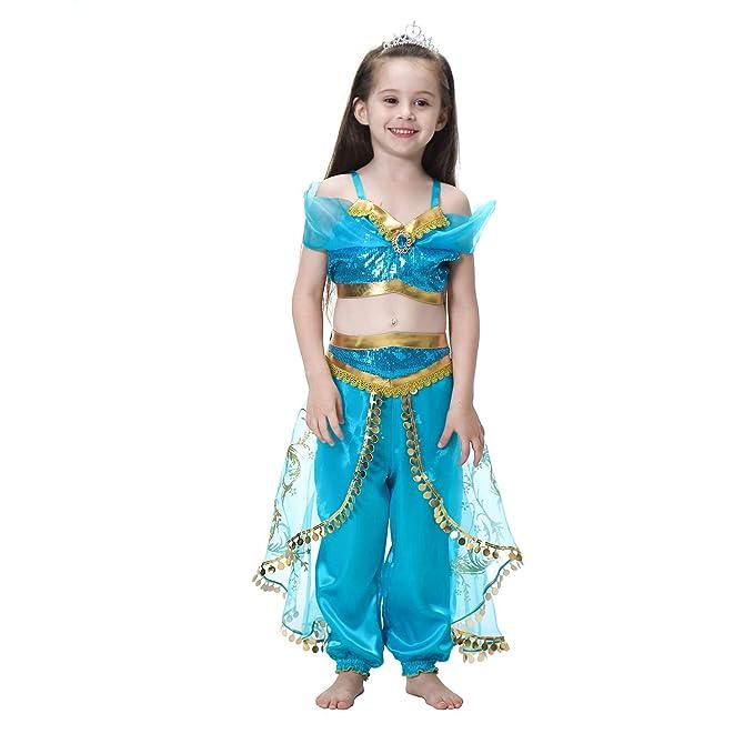 Lee Little Angel Vestido de niña de niñas de jazmín Vestido ...